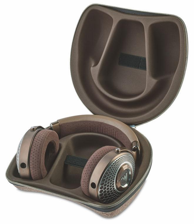 Focal Clear Mg Headphones in Carrying Case