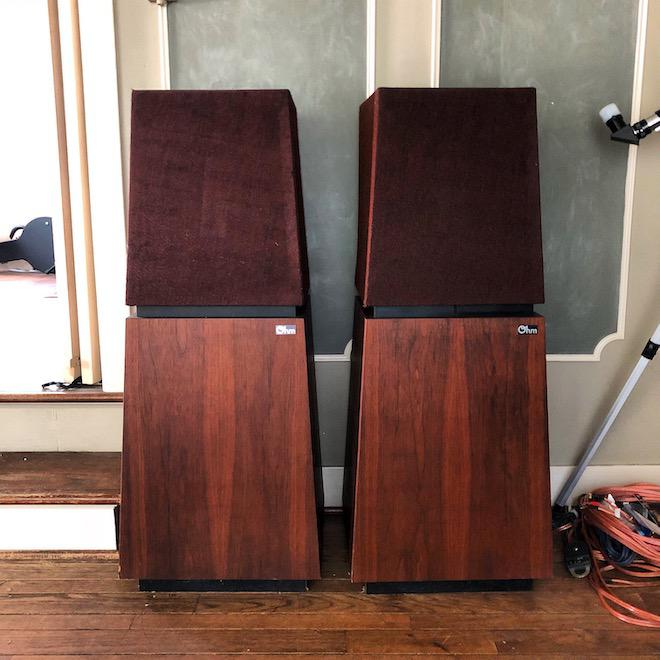 Ohm Acoustics F Loudspeakers