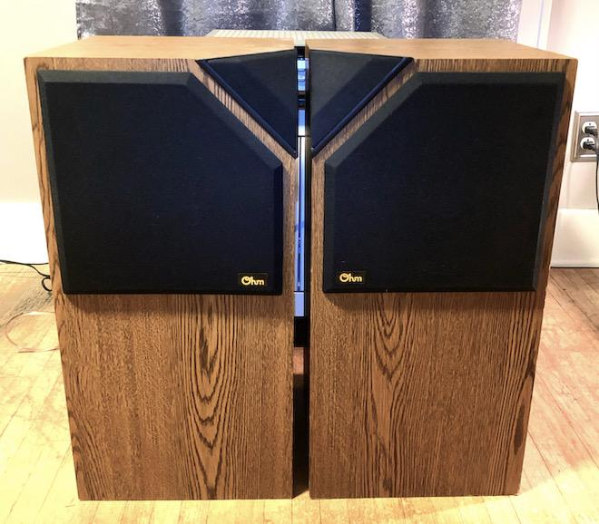 Ohm Acoustics FRS-7 Loudspeakers