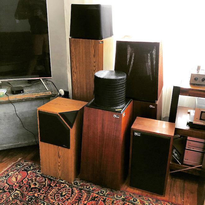 Five Ohm Acoustics Loudspeakers