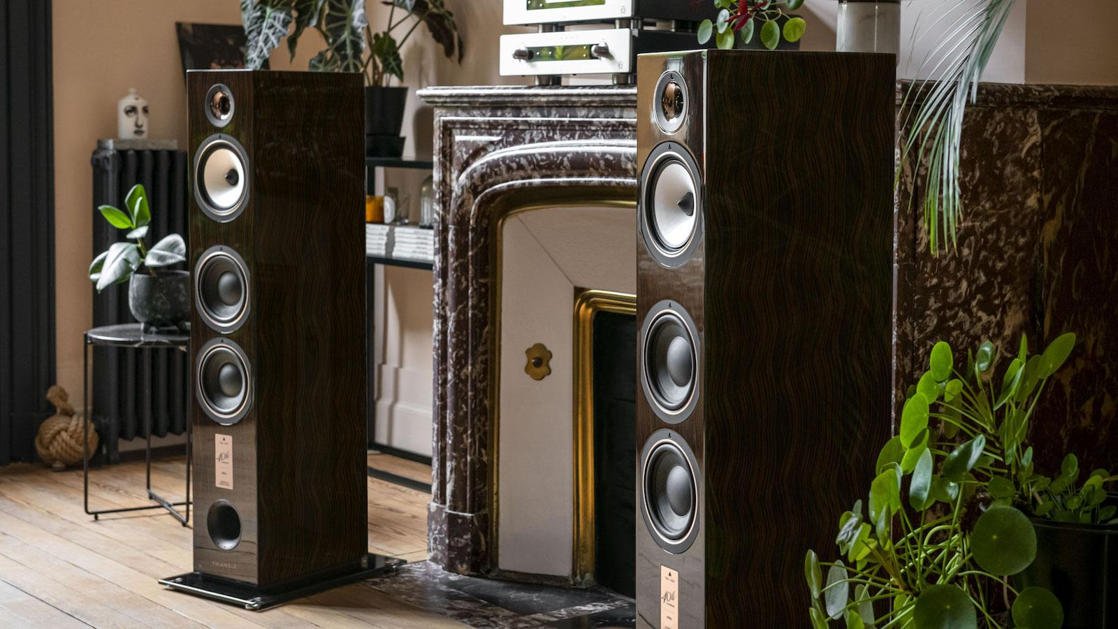 Triangle Antal 40th Floorstanding Speakers