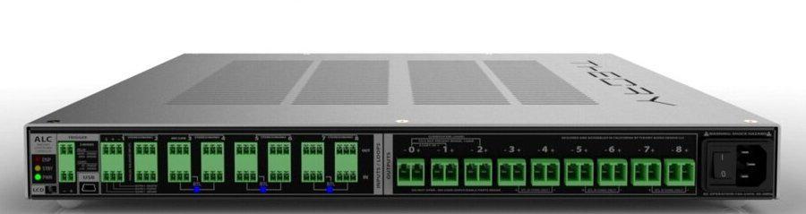 Theory Audio Design ALC-1809 Rear