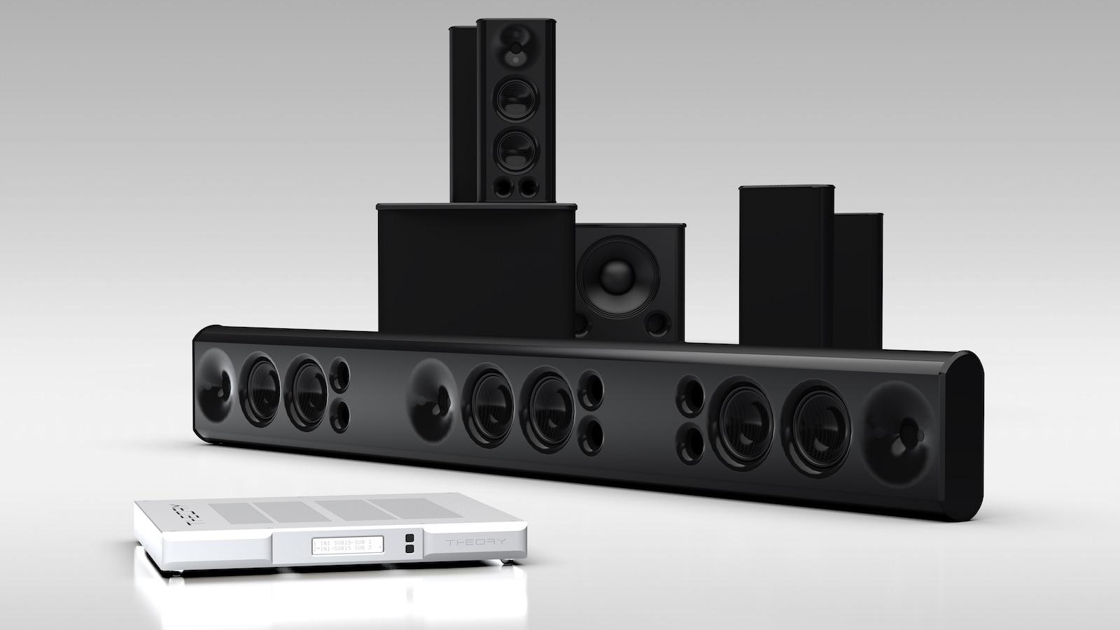 Theory Audio Design Surround Sound System