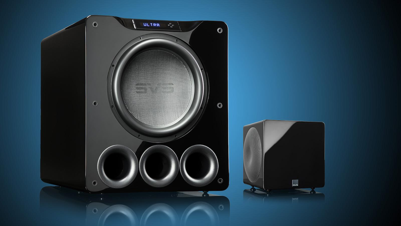 SVS 3000 Micro Subwoofer Compared to SVS PB-16 Ultra Subwoofer