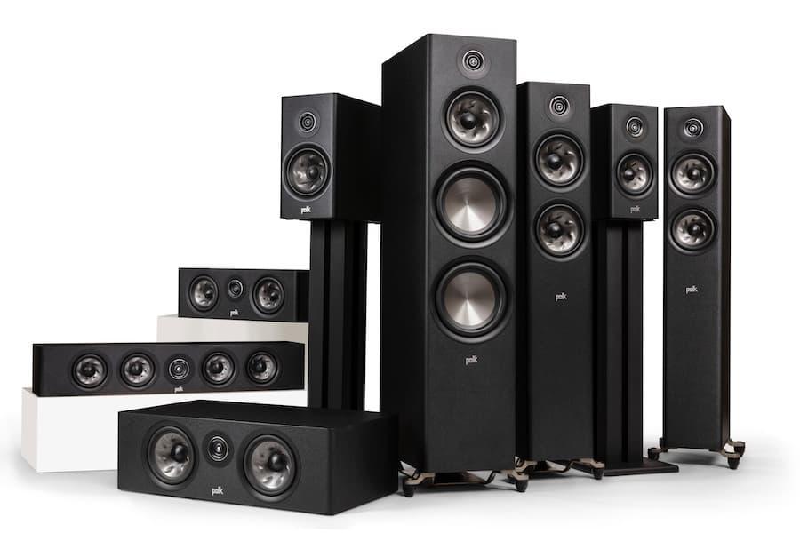 Polk Audio Reserve Series Black