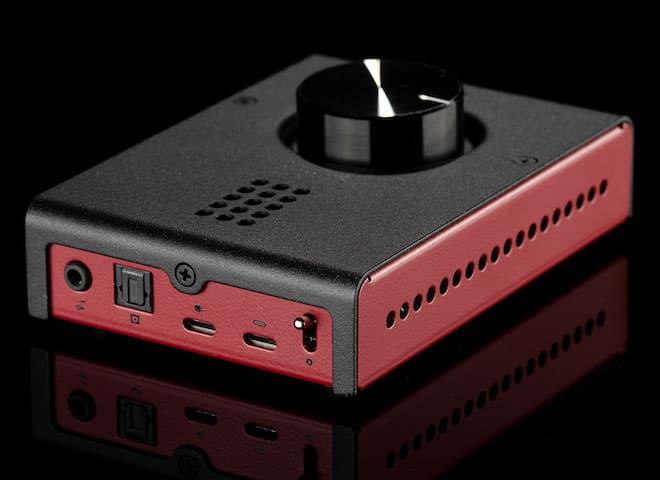 Schiit Audio Hel Gaming DAC/Amp back