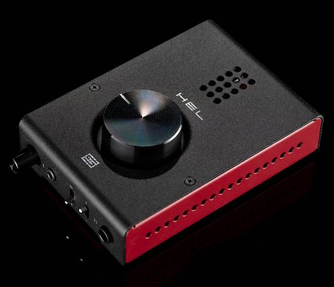 Schiit Audio Hel Gaming DAC/Amp top