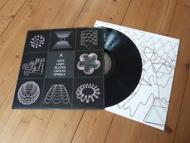 Jerobeam Fenderson - Oscilloscope Music Album