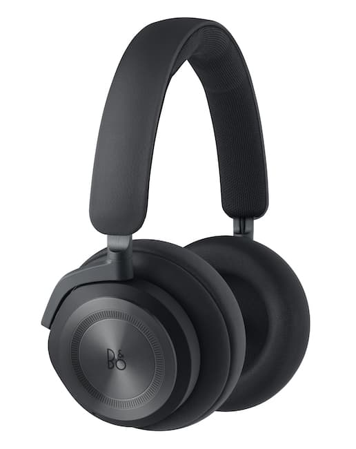 Bang & Olufsen Beoplay HX Wireless Headphones in Antracite Black