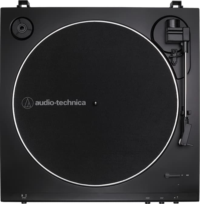 Audio-Technica AT-LP60XBT-USB Turntable Top