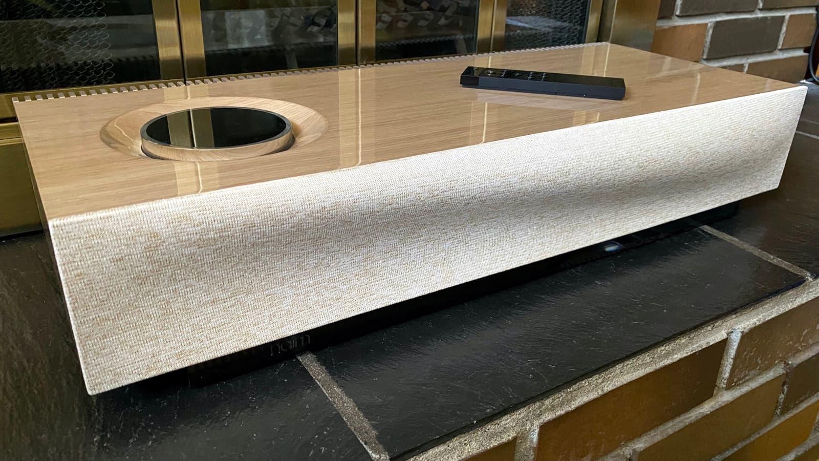 Naim Mu-su 2nd Generation Wood Edition Wireless Speaker