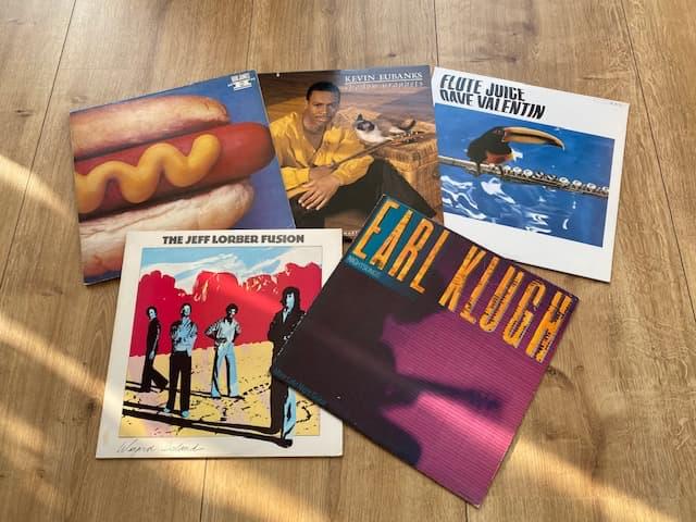 Albums of mine