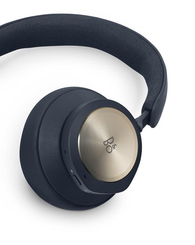 Bang & Olufsen Beoplay Portal Gaming Wireless Headphones in Navy