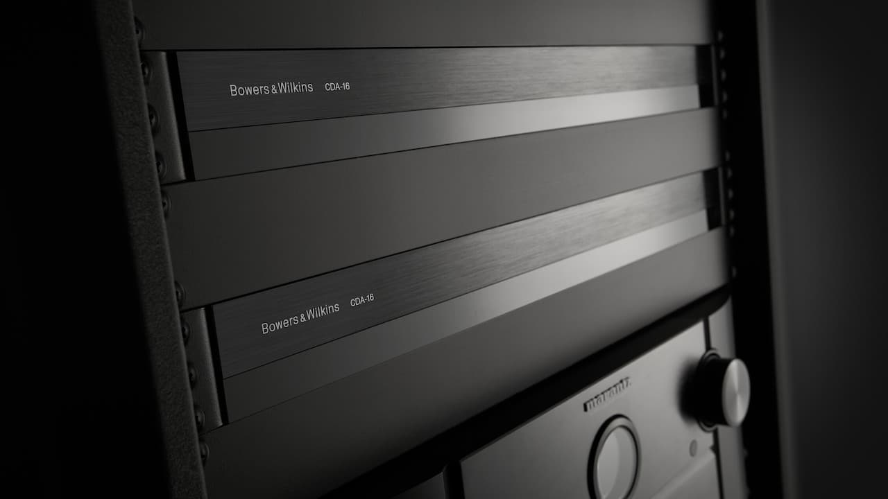 Bowers & Wilkins CDA-16 16-channel distribution power amplifier