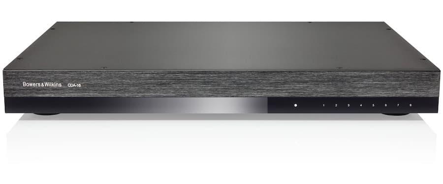 Bowers & Wilkins CDA-16 16-channel distribution power amplifier front