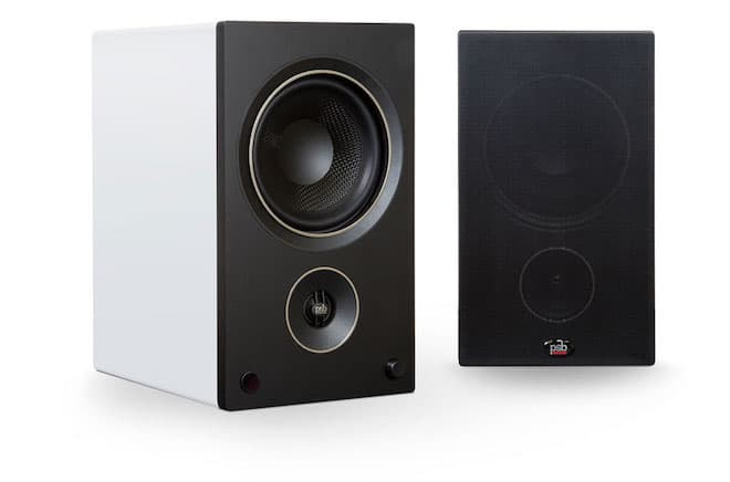 PSB Alpha AM5 Wireless Speakers in White