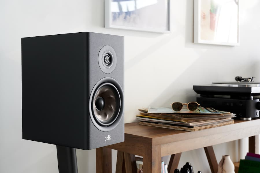 Polk Audio Reserve Series R200 Bookshelf Loudspeakers