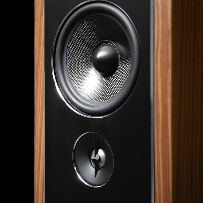 PSB Synchrony B600 Loudspeaker Woofer Detail
