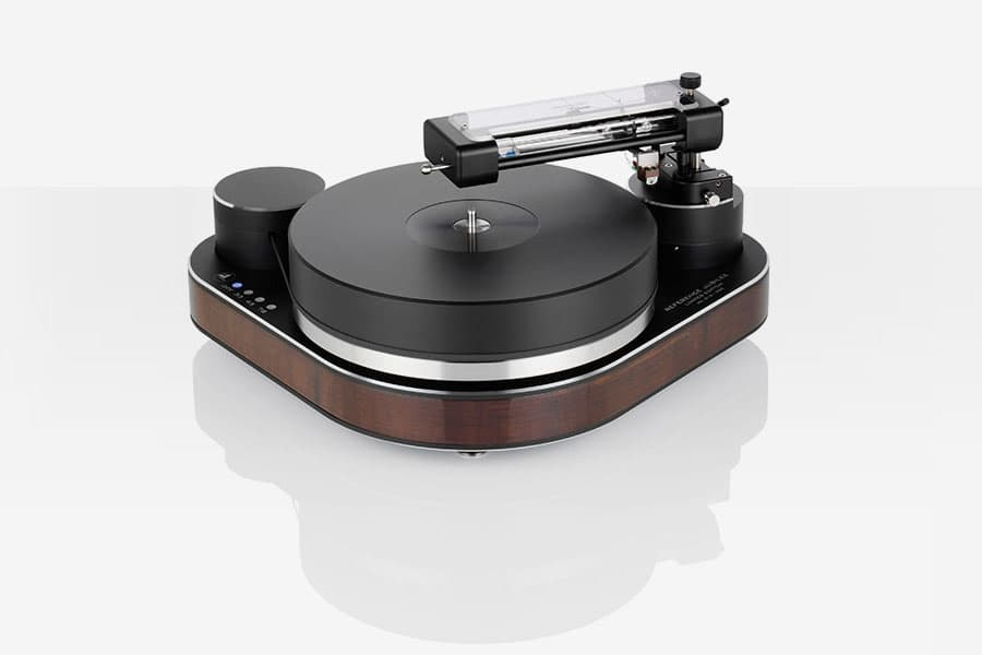 Clearaudio Reference Jubilee Turntable Front