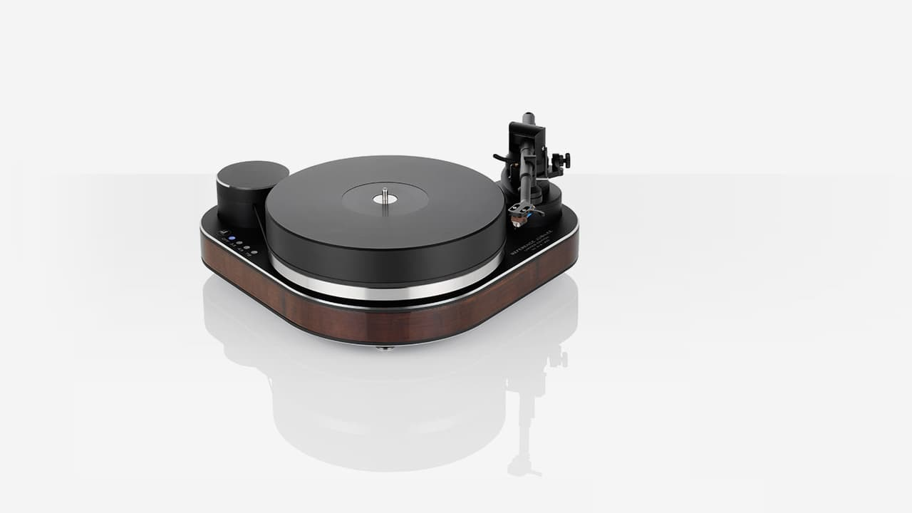 Clearaudio Reference Jubilee Turntable