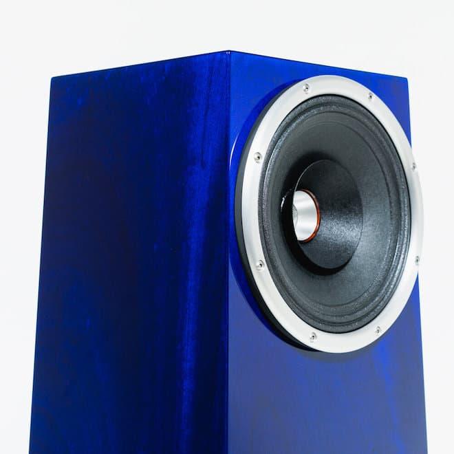 Zu Audio Soul 6 Loudspeaker in blue