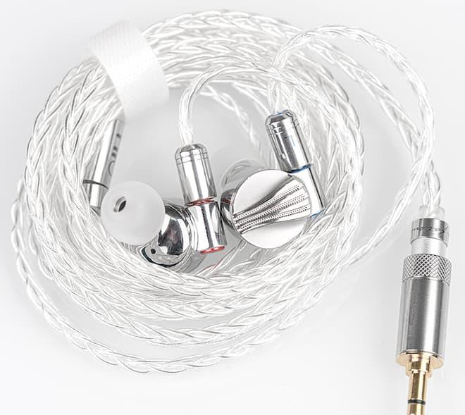 Fiio fd5 in-ear monitors wire coil