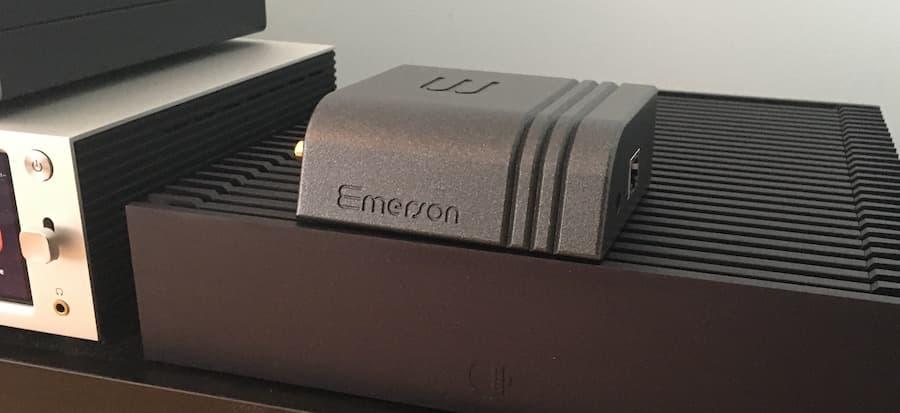 Wattson Emerson Digital Streamer Side