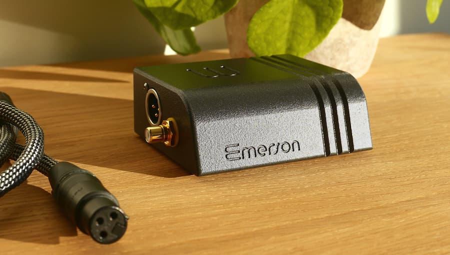 Wattson Audio Emerson Digital Streamer Office