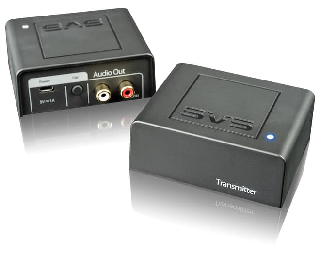 SVS SoundPath Tri-band Wireless Audio Adapters Transmitter and Receiver