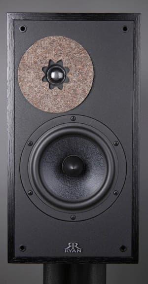 Ryan R610 Bookshelf Loudspeaker Front