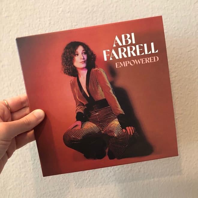 Abi Farrell Empowered Album