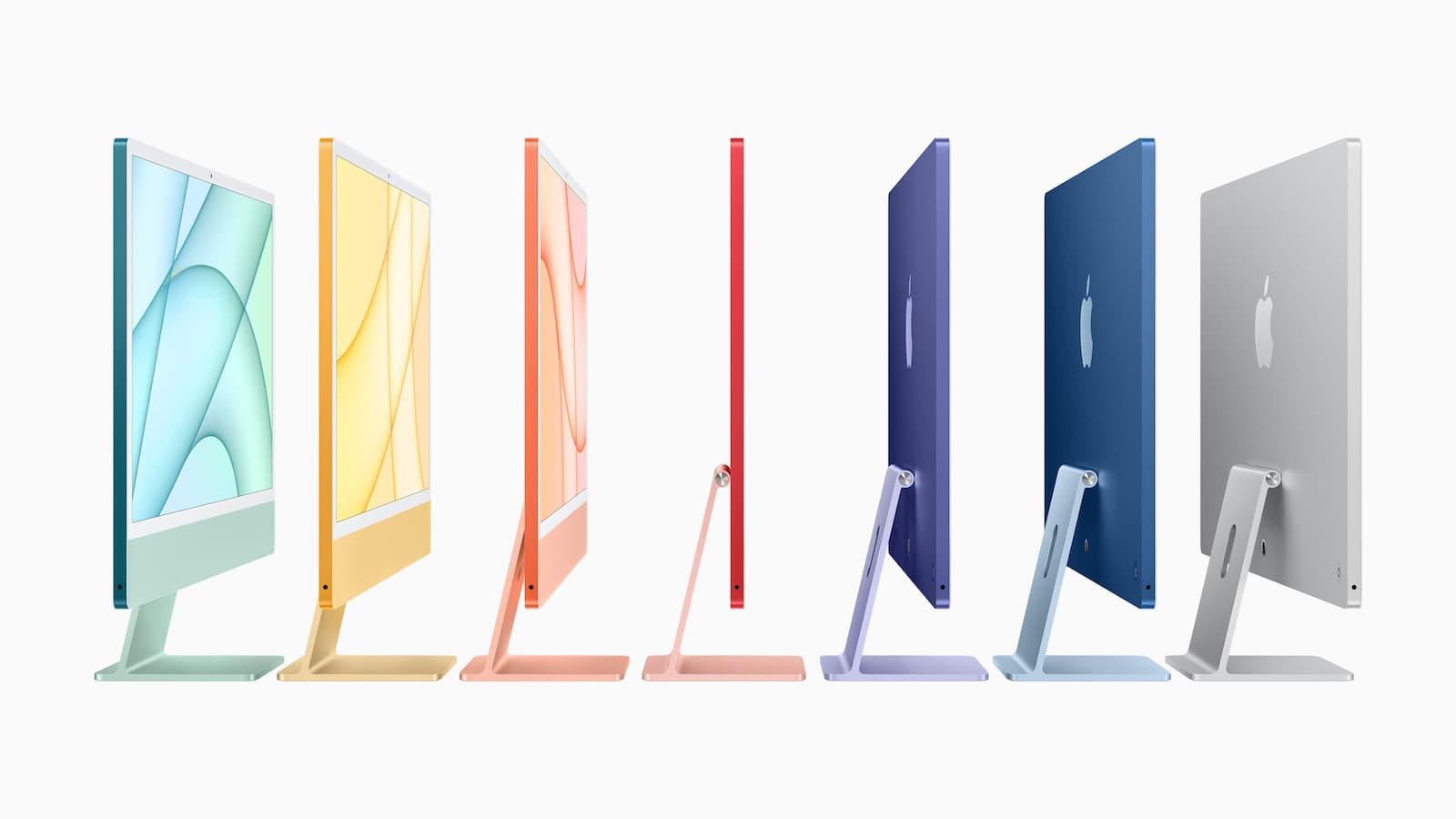 Apple iMac Spring 2021