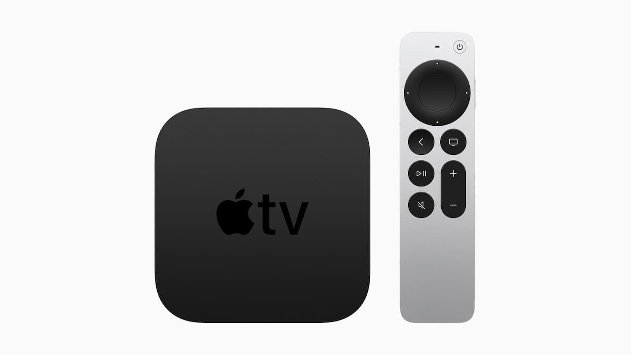 Apple TV 4K 2021