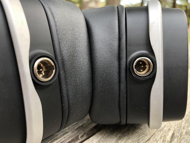 HEDDphone XLR inputs
