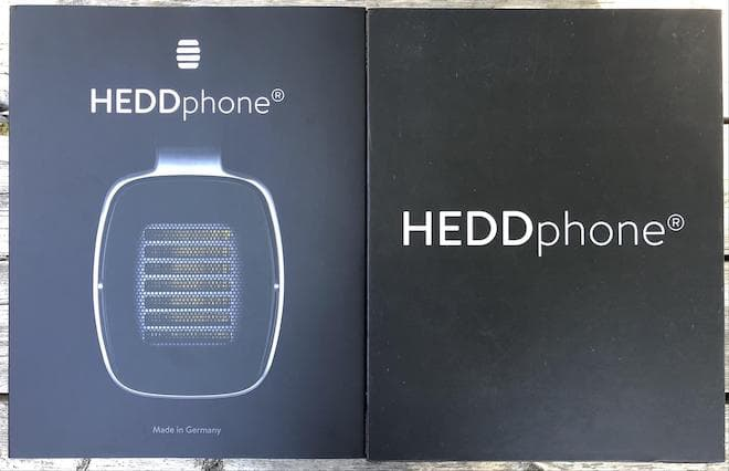 HEDDphone Packaging
