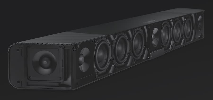 Sennheiser AMBEO Soundbar speaker array