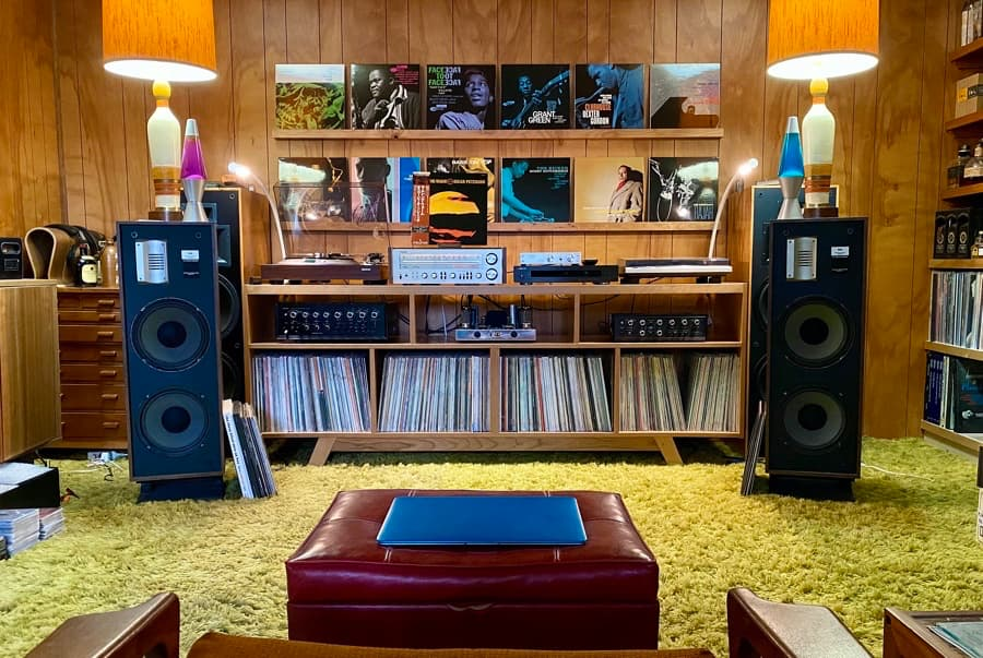 audioloveyyc hi-fi stereo system today