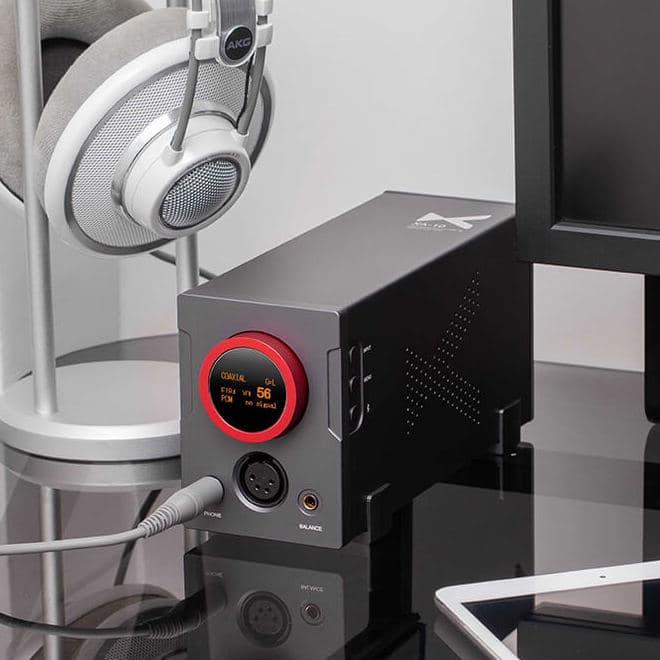 Xduoo XA-10 DAC Headphone Amplifier Lifestyle
