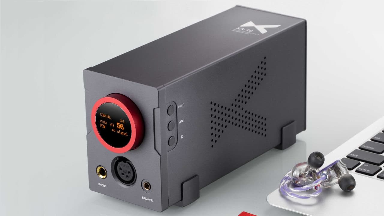 Xduoo XA-10 DAC Headphone Amplifier