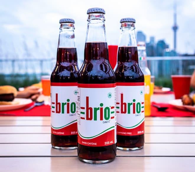 Brio Bottles