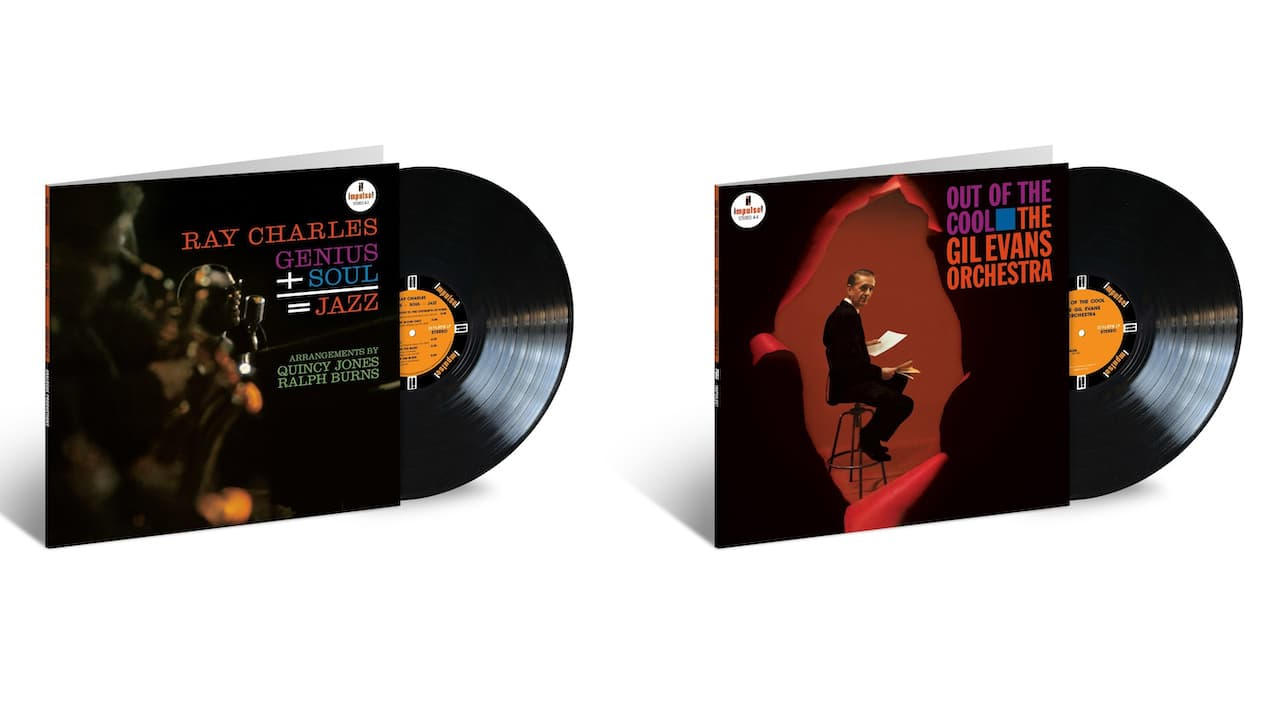Vinyl Reissues: Ray Charles and Gil Evans