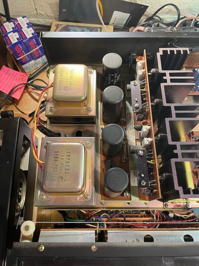 Inside Amp