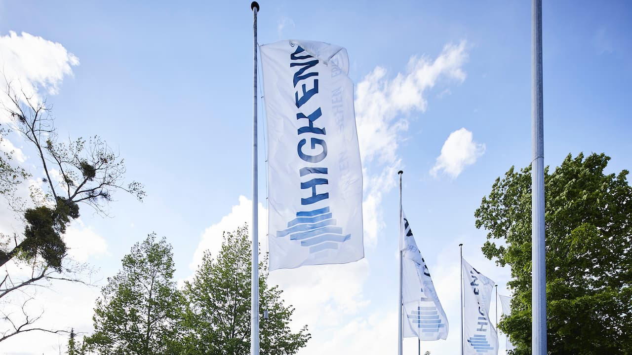 HighEnd Munich Show Flags