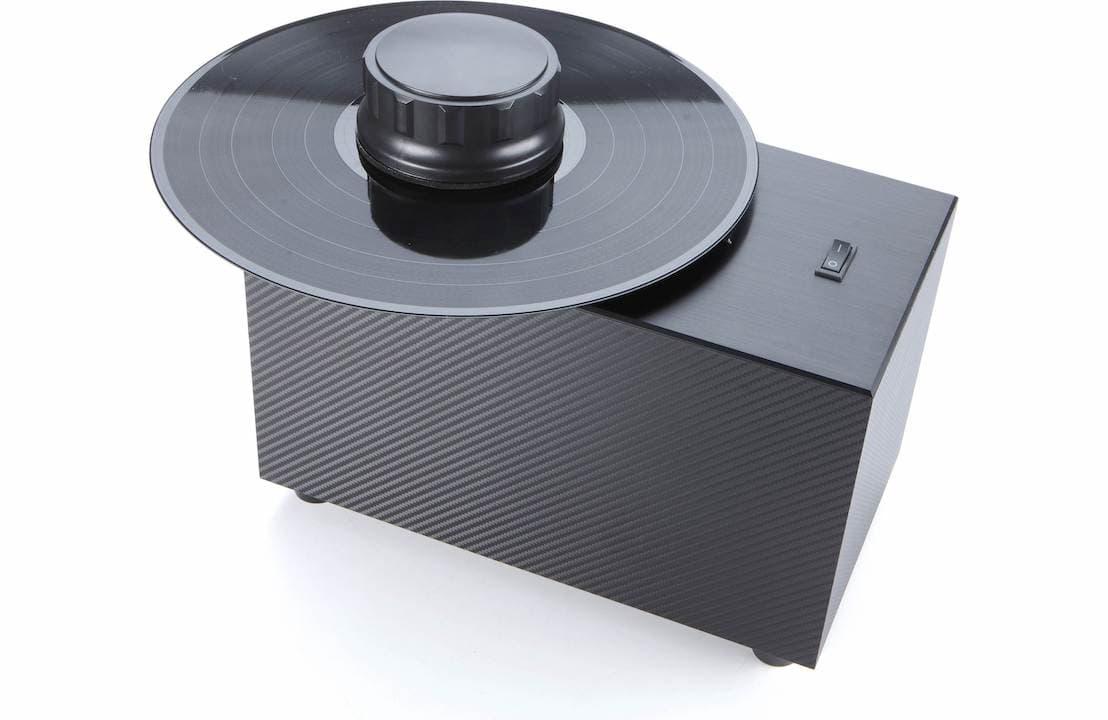 The Record Doctor VI with Record Album
