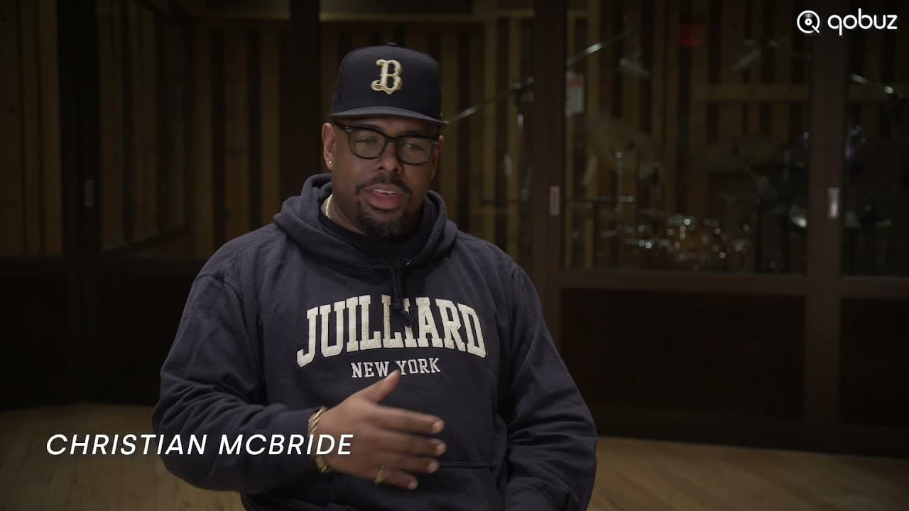 Christian McBride Q Sessions for Qobuz
