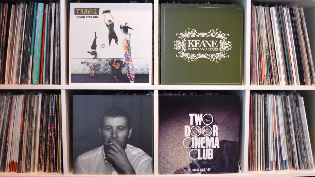 Four Record Albums from the UK