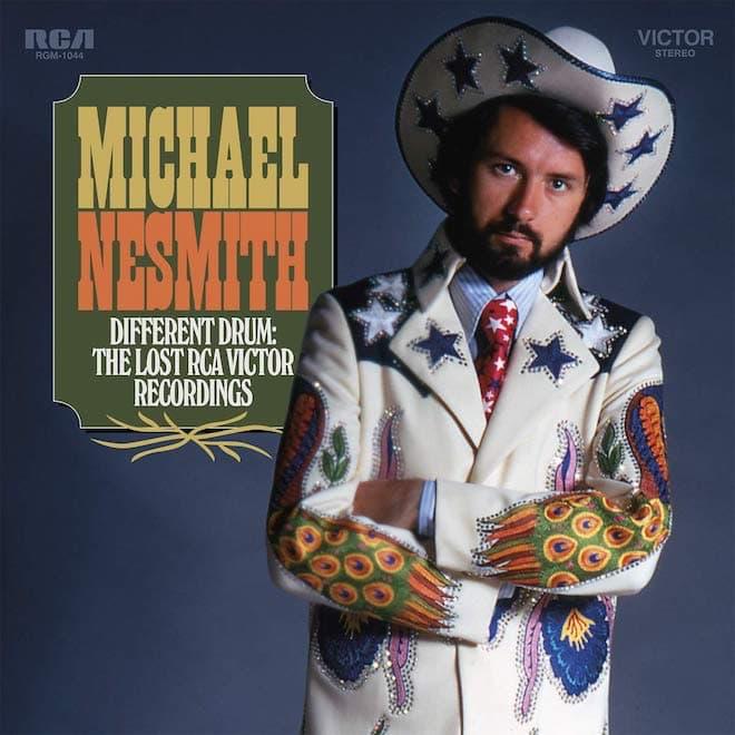 Michael Nesmith: Different Drum Album Cover