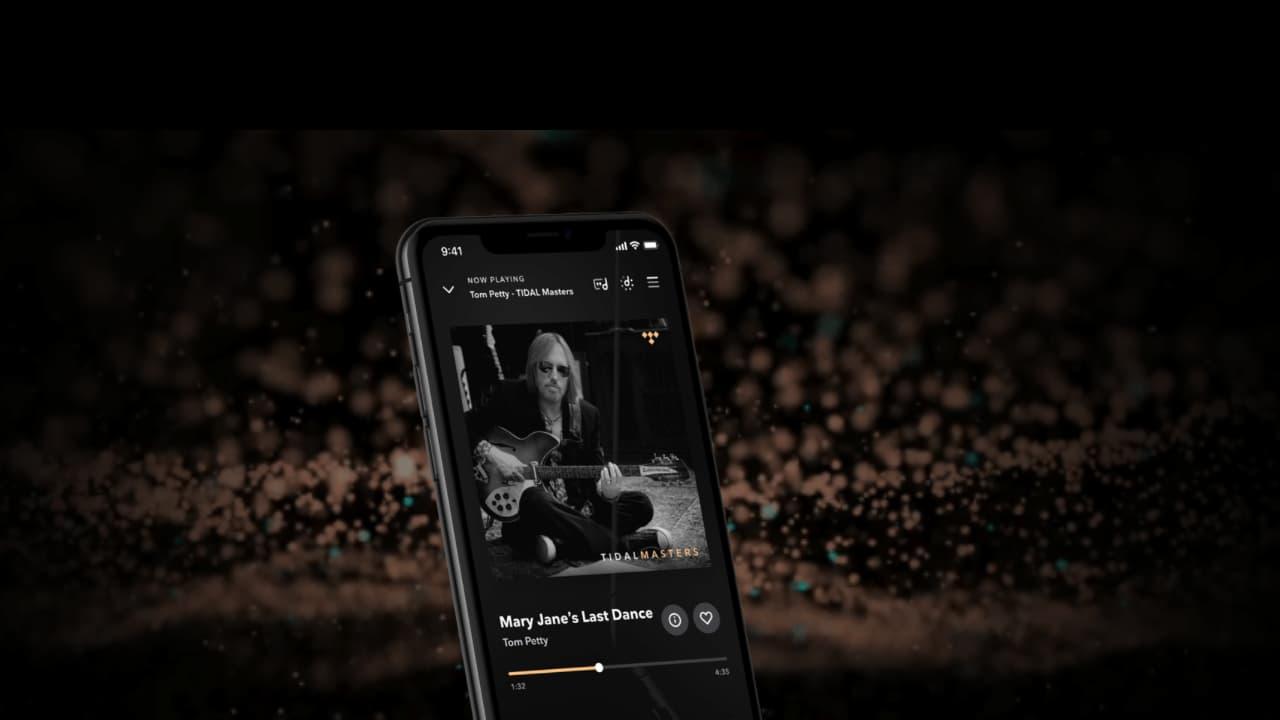 Tidal Masters: Tom Petty