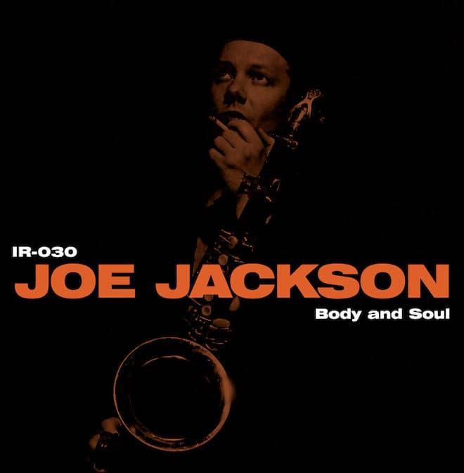 Joe Jackson Body and Soul Album Cover