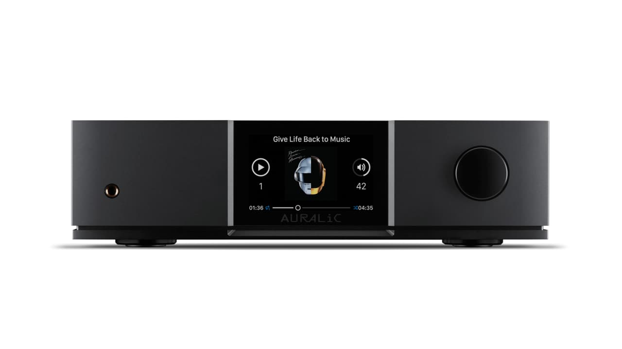 Auralic Altair G2.1 Digital Music Streamer Front